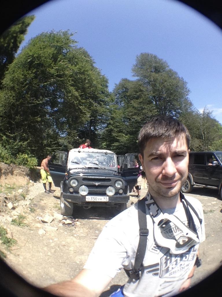 Блог им. tribesman: Поездка в Красную Поляну (август 2016)