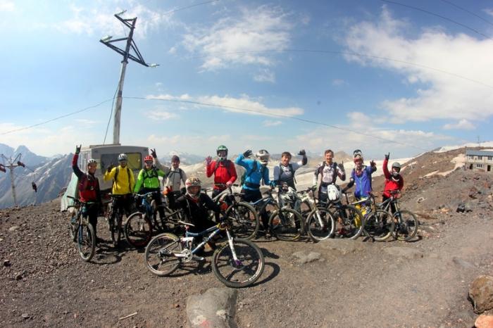 FREERIDA.RU: Первый фото отчет с трейл-тура Большие Горы