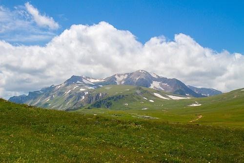 FREERIDA.RU - мтб туры на Юге России: 15-23 ИЮЛЯ трейл-тур в духе настоящего АМ Российские Альпы