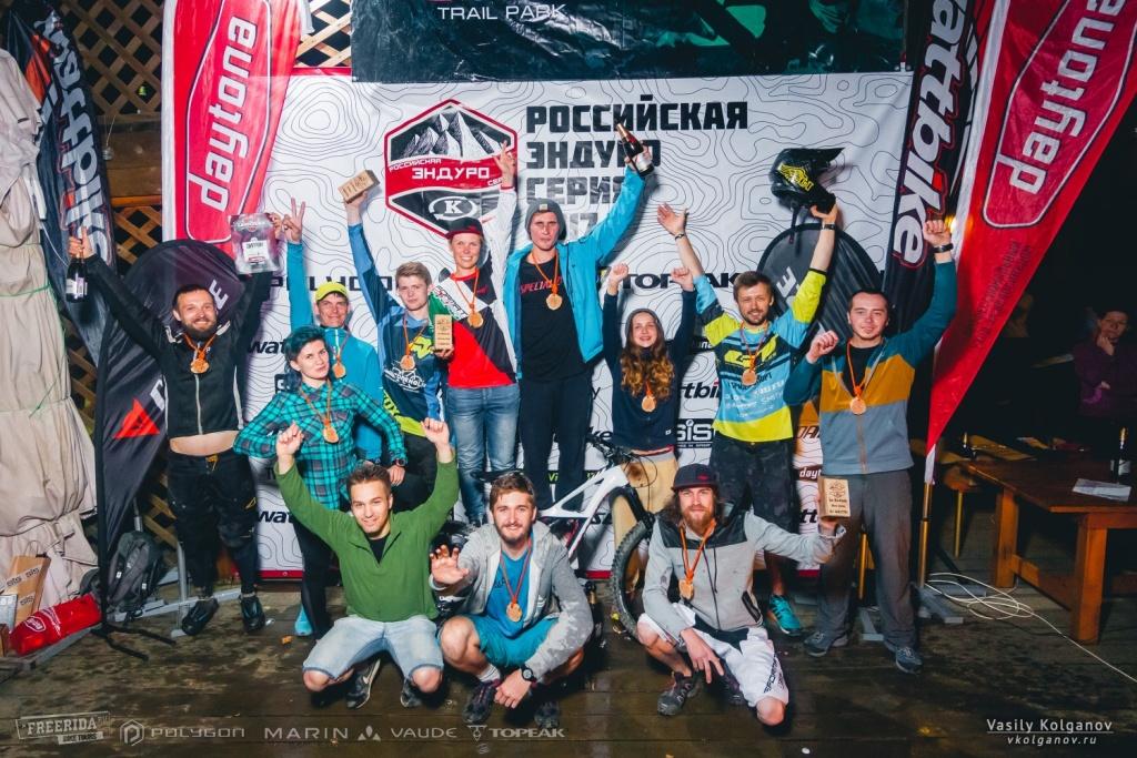 Наши гонки: Официальный фото-отчет с LA ENDURA 2017