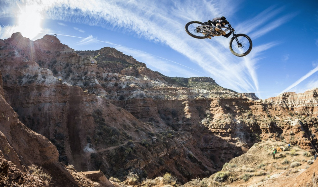 World events: Анонс Red Bull Rampage 2017