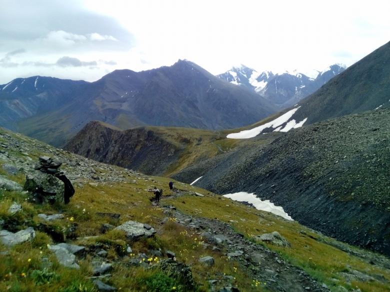 Блог им. KIV: Велобэккантри к Белухе