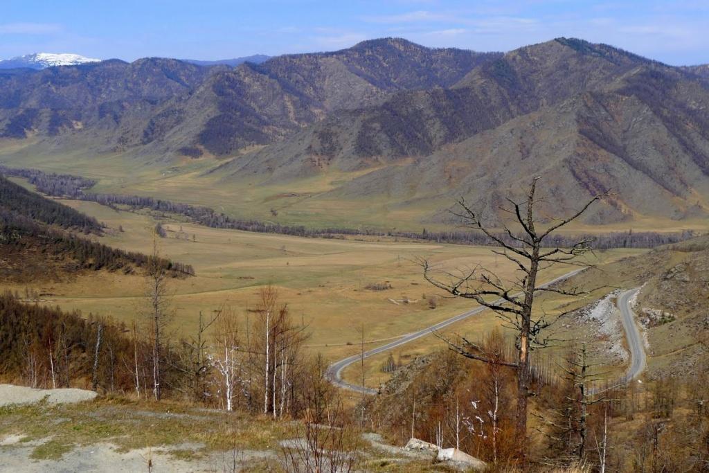 Места катания: All-mountain путеводитель по Горному Алтаю. Часть 1, Чуйский тракт