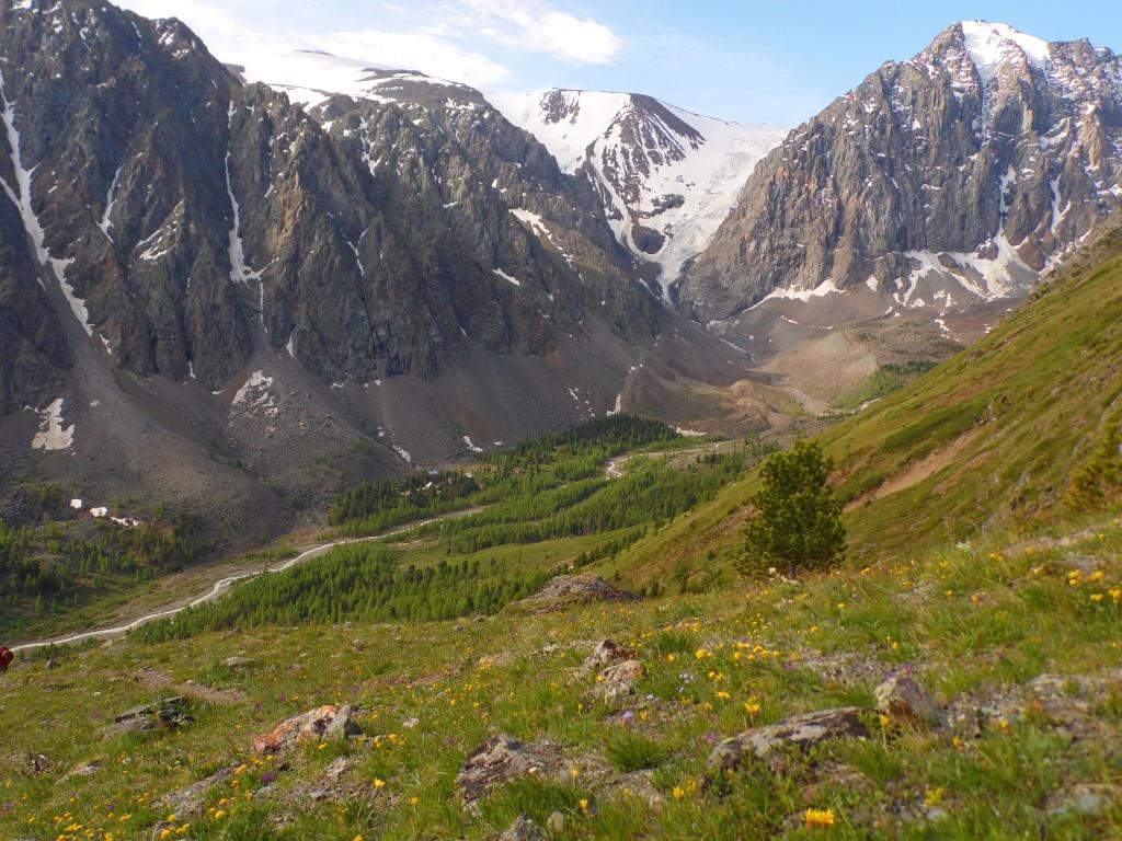 Места катания: МТБ путеводитель по Горному Алтаю. Часть 2, территория фрирайда