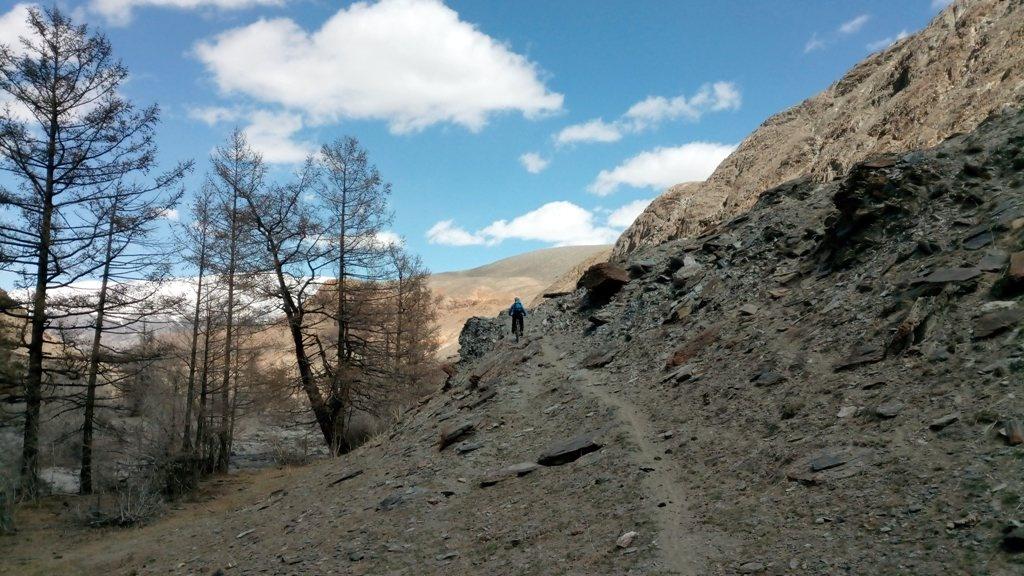 Места катания: Первомайские покатушки на Алтае