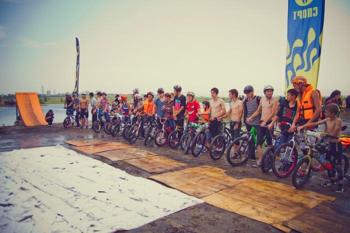 Наши гонки: FJF • V • 2014  • Забайкальский край • город Чита