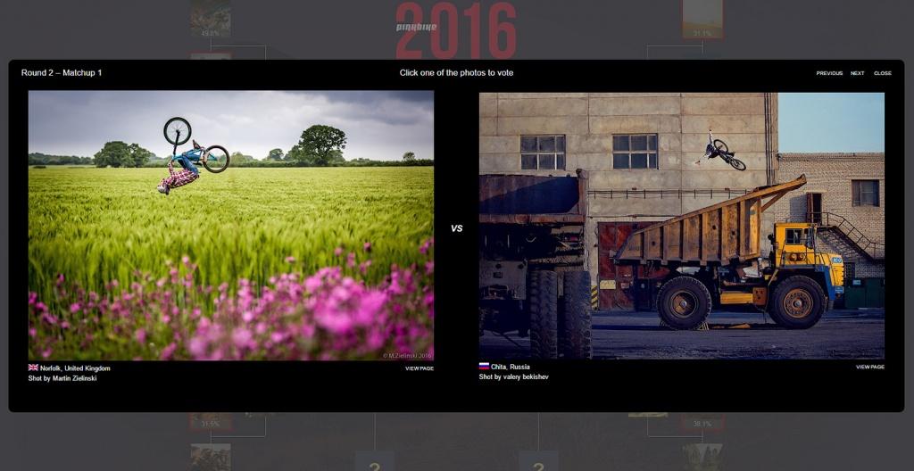 Блог им. bekishev: Россия на конкурсе Photo of the year 2016 на Pinkbike.com
