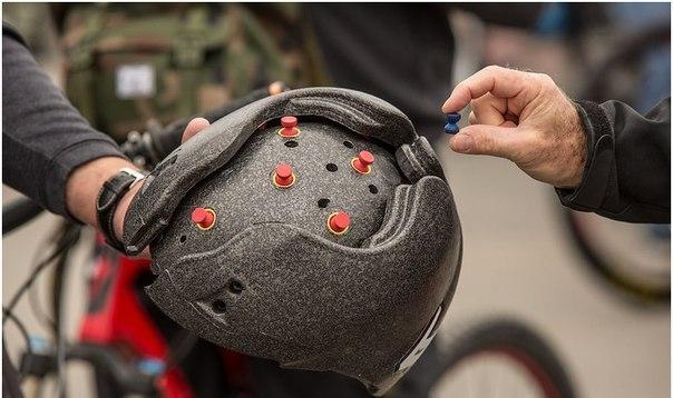 Блог им. Djaarj: 6D шлемы - новое слово в защите