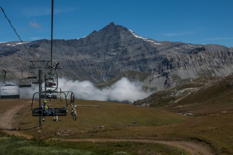 MTB туры zagremel.ru: Девять с половиной недель. Французские Альпы, лето 2015.