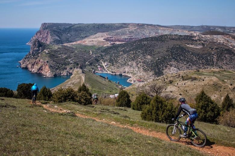 MTB туры zagremel.ru: Большой отчёт о большом сезоне в Крыму