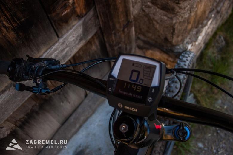 MTB туры zagremel.ru: Электробайк для АМ