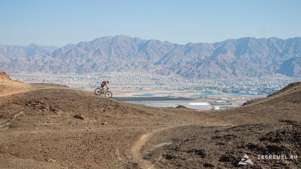 Места катания: МТБ в пустыне? Да!