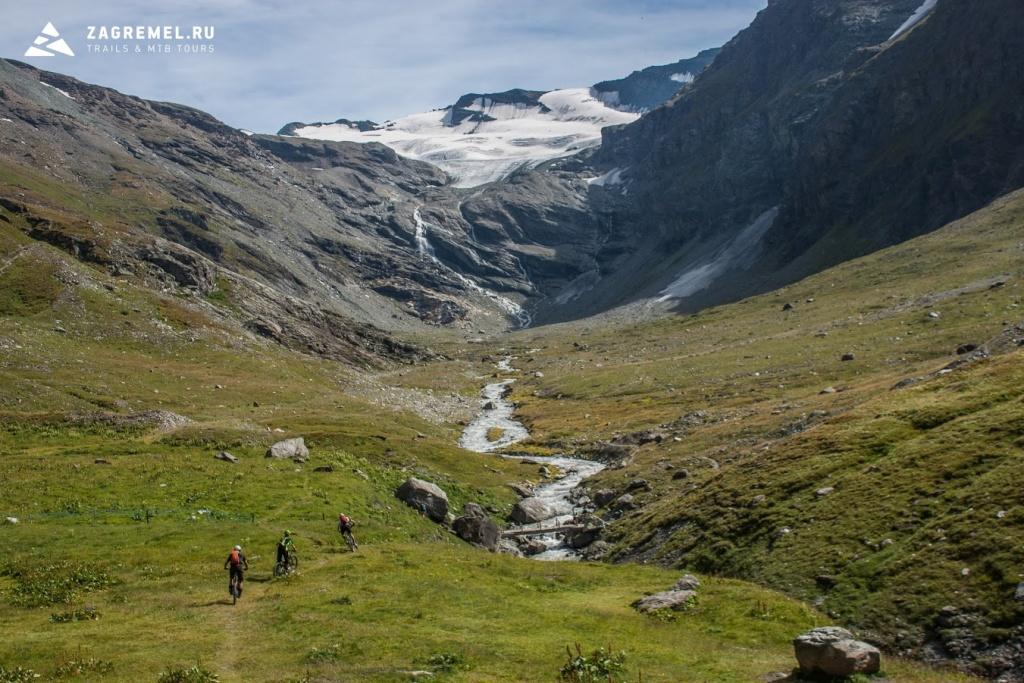 MTB туры zagremel.ru: Есть ли место эпическому маунтинбайку в царстве подъёмников и байкпарков - долине Тарентез?