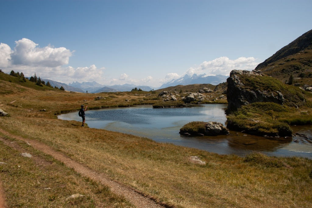MTB туры zagremel.ru: Альпийская долина Уазан (Oisans)
