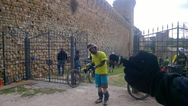 #Borsch: Как я в Италии погонялся