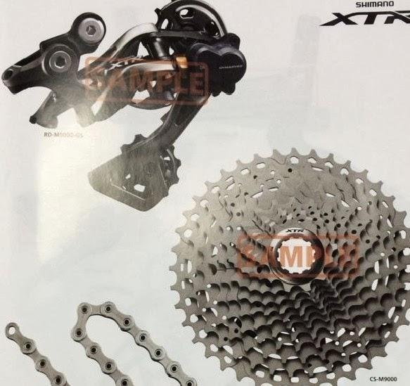 Новое железо: XTR 2015.