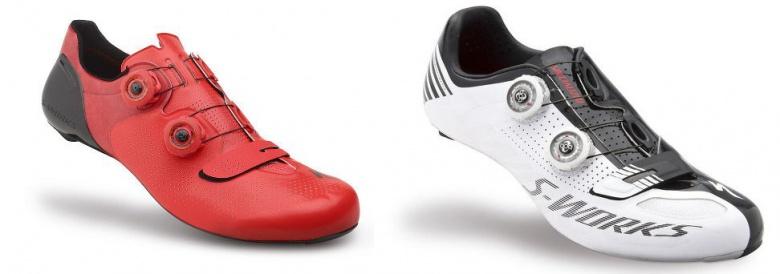 Новое железо: Новые кантриные туфли Specialized? Плюс пара новых перевёртышей.