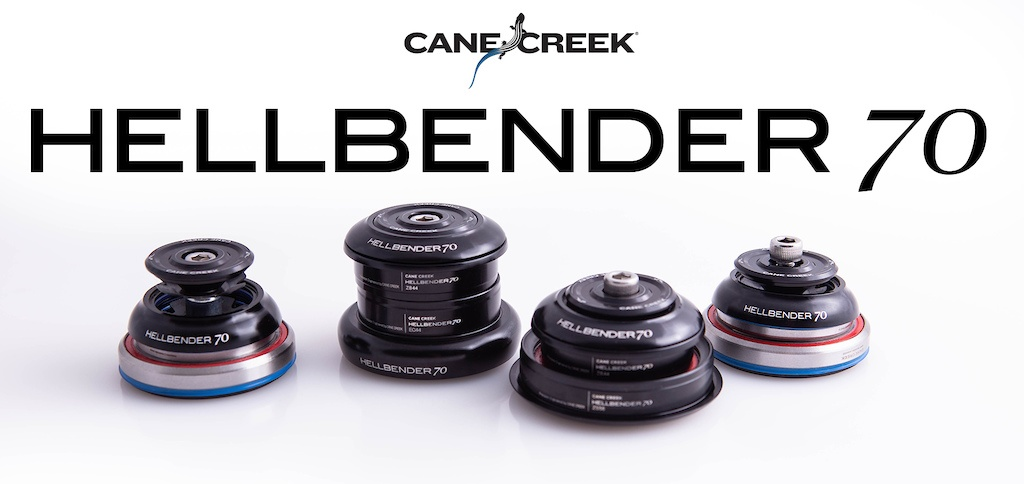 Блог им. SergeiPikulin: Новая серия рулевых Cane Creek Hellbender 70.