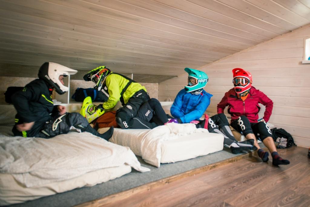 Блог им. EvgenBochanskiy: Комбо-тур на Собер-баш от Mouse Bike House