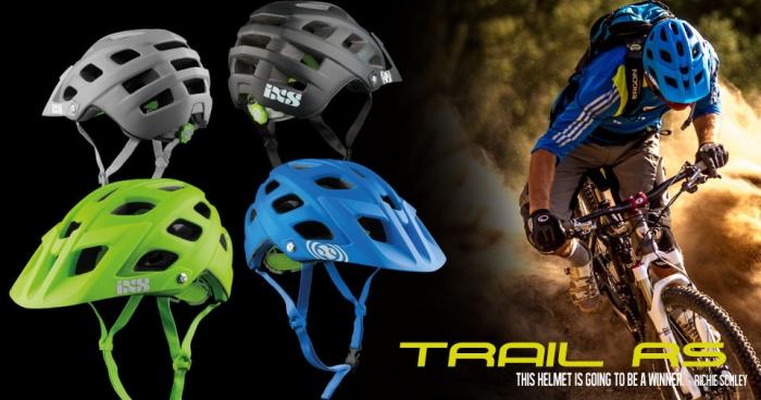 Блог компании Велопробег: Новые шлемы iXS Trail RS уже в продаже!