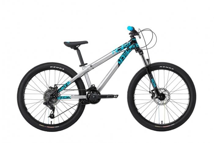 Блог компании TEAMMANO: Пополнение в коллекции велосипедов NS 2014  года - Сlash Junior.