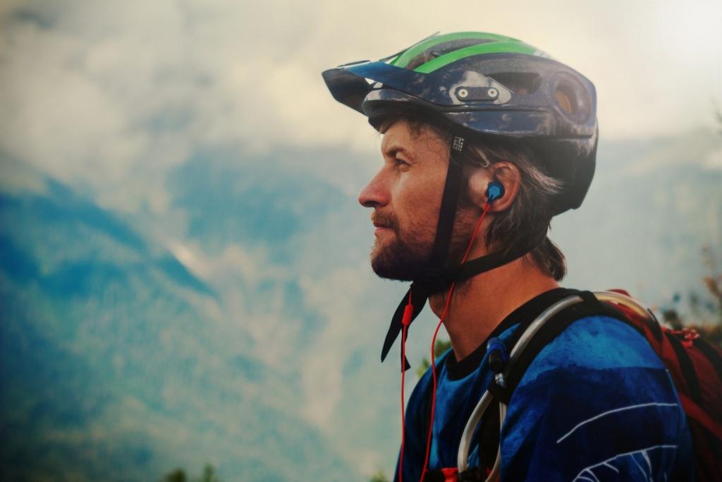 Блог компании KONA BIKES РОССИЯ: Андрей Москвин: на байке я получаю эмоции, которых уже нет в сноуборде.