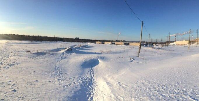 Блог им. Toxan: Где катать зимой, если есть только небольшой заснеженный дерт? Часть 1