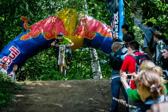 Наши гонки: Окский DHi 2014 - 1 этап: Результаты