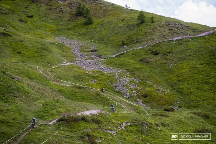 World events: Ошибается каждый. 3-ий этап EWS в Валуаре (Valloire)
