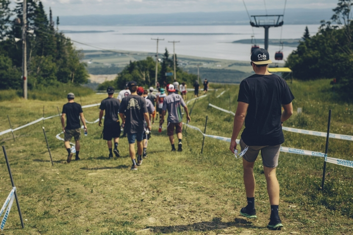 World events: Мон-Сент-Анн. 5-ый этап Кубка Мира по даунхиллу