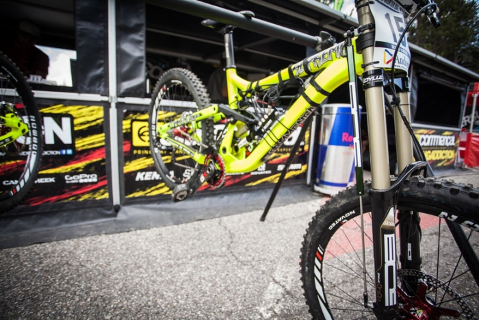 Новое железо: Eurobike 2014: BOS is a new weight boss