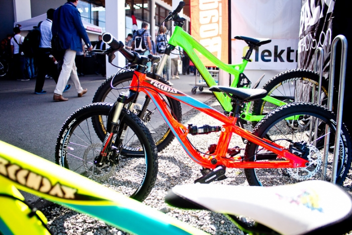 Новое железо: Eurobike 2014: Даунхилльные и детские велосипеды