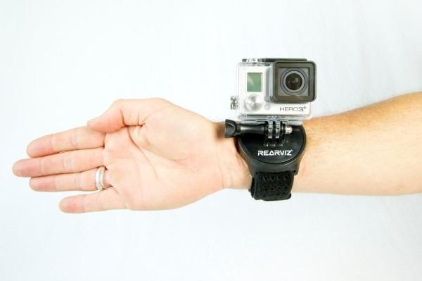Новое железо: GoPro на руке? Запросто!