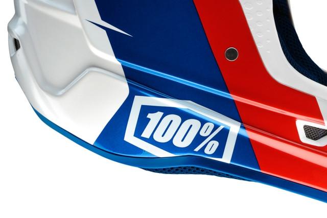 Экипировка: 100%-ый шлем