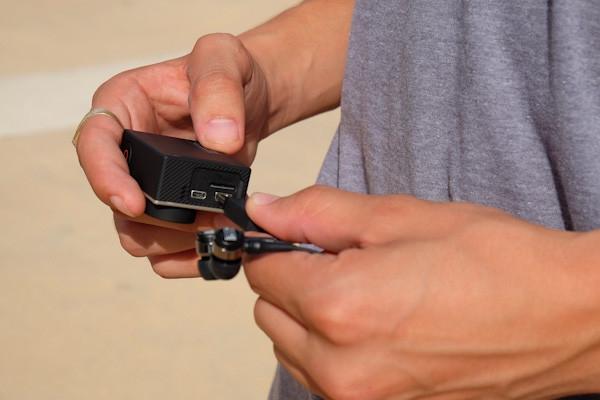 Экипировка: Анонсирован компактный стереомикрофон для GoPro