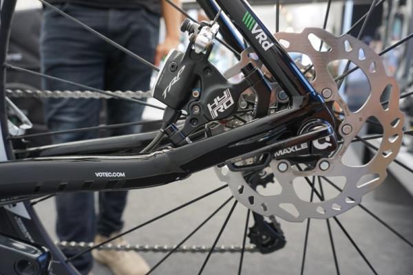 Шоссе/Трек: UCI разрешило дисковые тормоза в шоссе для про-команд