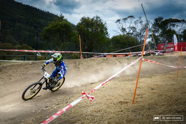 World events: Итоги Cannonball Festival: Toyota Australian Open Downhill