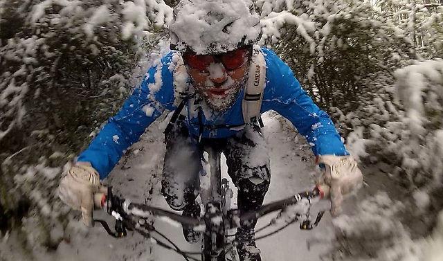 О горном велосипеде: Что надеть для катания в холод?