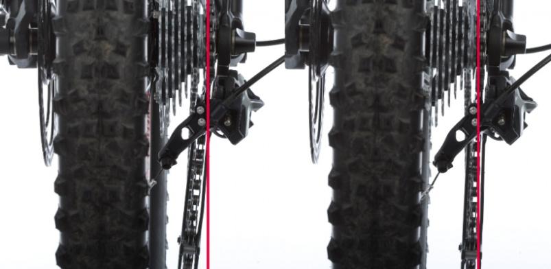 О горном велосипеде: Причина плохого переключения передач