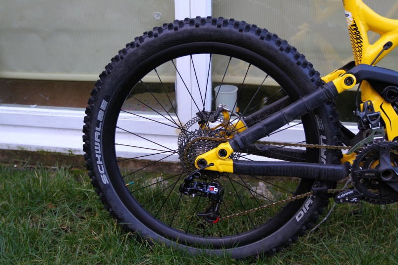 О горном велосипеде: Усовершенствование велосипеда