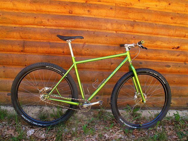 О горном велосипеде: Делаем велосипед без амортизаторов мягче
