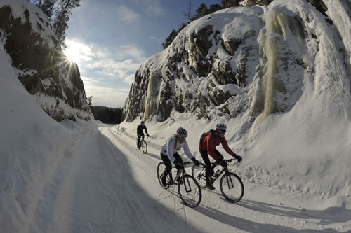 О горном велосипеде: Правильное и безопасное торможение