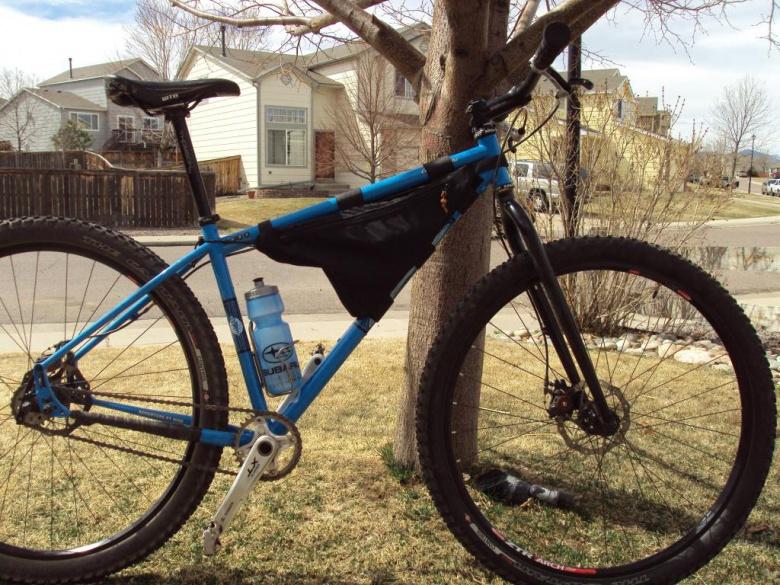 О горном велосипеде: Что взять с собой на покатушку?
