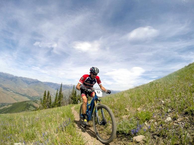 О горном велосипеде: Солнечный удар. Как обезопасить себя