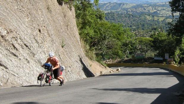 О горном велосипеде: Езда по встречной полосе: можно или нельзя?