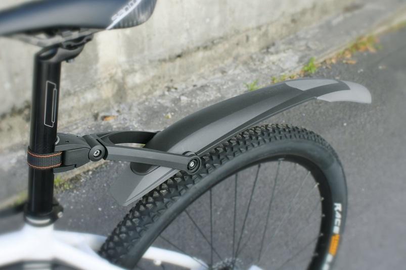 О горном велосипеде: Крылья, ноги... Главное - хвост! Или всё-таки крылья?