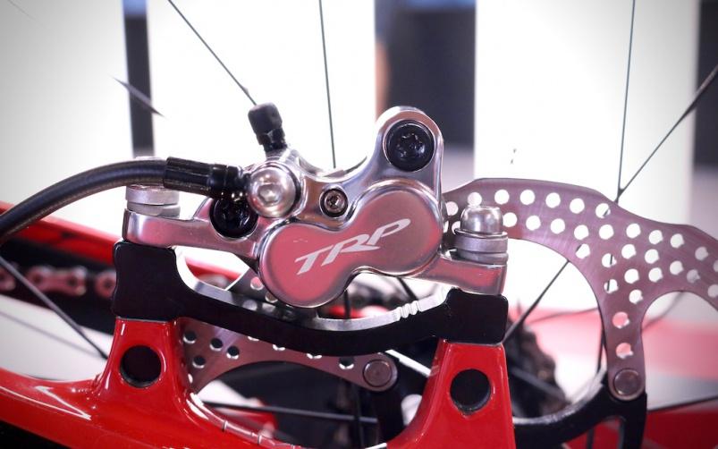 Новое железо: Eurobike 2016: TRP с новыми тормозами