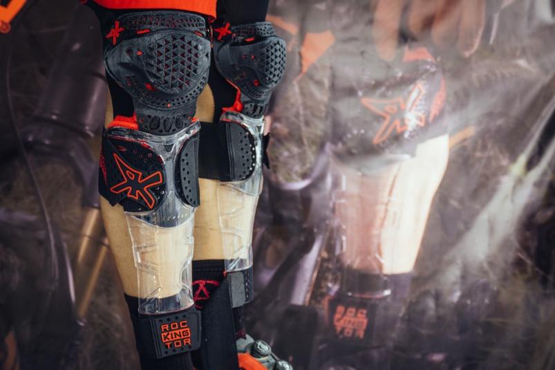 Экипировка: Eurobike 2016: Новый взгляд на защиту от Rockingtor