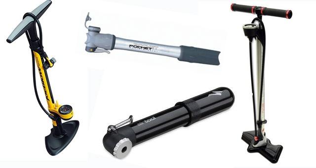 О горном велосипеде: Выбор велосипедного насоса