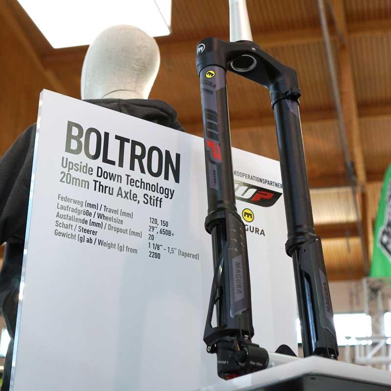 Новое железо: Eurobike 2016: Magura и их собственный перевёртыш
